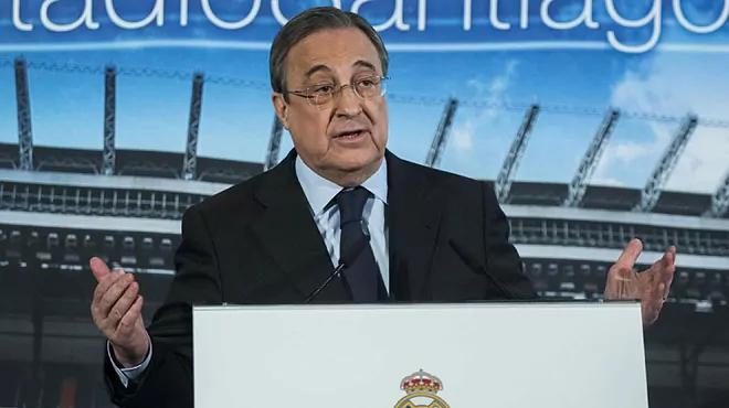 Perez làm Chủ tịch đầu tiên của Super League. Ảnh: Marca.