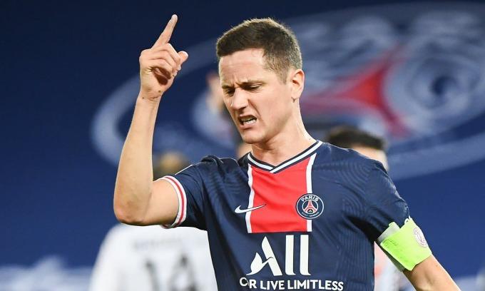 Herrera phản đối sự ra đời của Super League. Ảnh: AFP