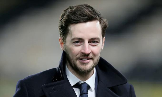 Mason sẽ trở thành HLV trẻ nhất lịch sử dẫn dắt một đội thi đấu ở Ngoại hạng Anh. Ảnh: Fotmob