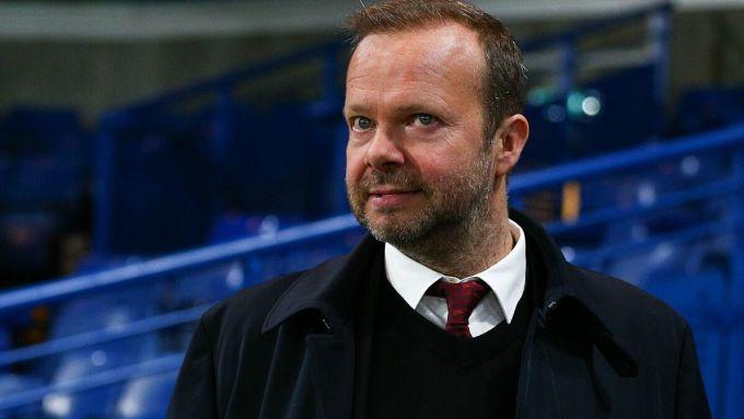 Ed Woodward giữ chức Phó Chủ tịch điều hành Man Utd từ năm 2021. Ảnh: Sky.