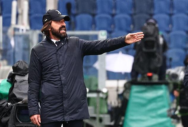 Juventus của Pirlo là một trong những CLB nhiệt tình tham gia vào việc thành lập Super League. Ảnh: EPA.