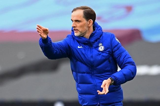 Dưới sự chỉ đạo của Tuchel, Chelsea hồi sinh trên mọi đấu trường. Ảnh: Reuters.