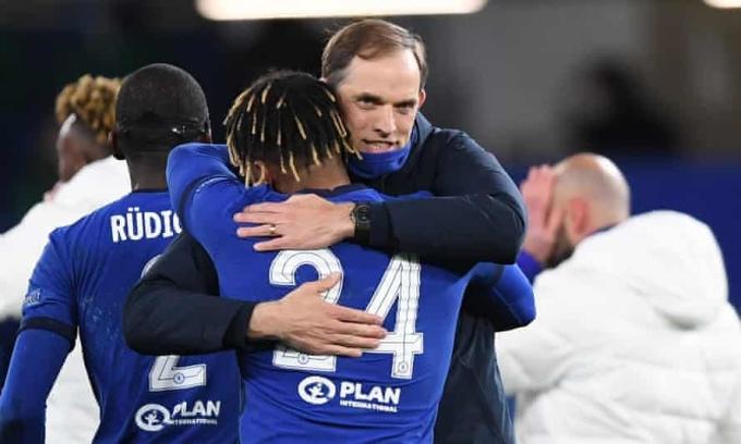 Tới Chelsea vào giữa mùa, Tuchel đưa học trò tới chung kết Champions League và FA Cup. Ảnh: Goal.