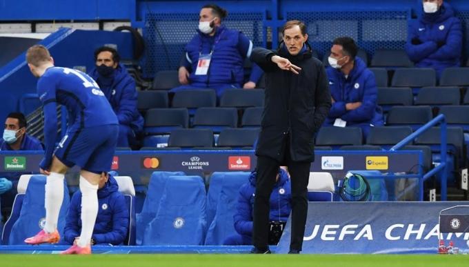 Tuchel lập kỳ tích chỉ sau hơn ba tháng dẫn dắt Chelsea. Ảnh: EFE.