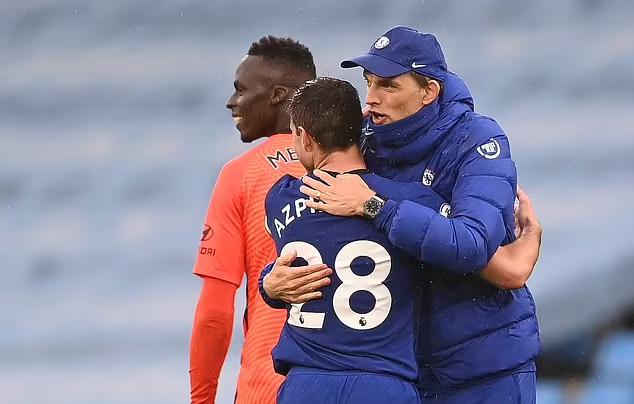 Tuchel và Chelsea hạ uy Man City trước trận chung kết Champions League. Ảnh: EPA.