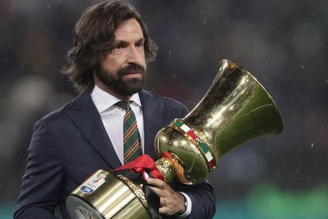 Pirlo muốn có thêm những cuộc phiêu lưu mới với Juventus, sau mùa đầu thăng trầm. Ảnh: AP.