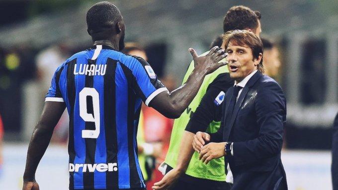 Tầm ảnh hưởng và uy tín giúp Conte thuyết phục được Lukaku nghe theo các chỉ dẫn của ông để thành công. Ảnh: ANSA