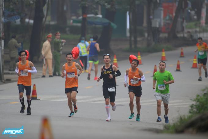 Luyện tập long run có hiệu quả khi chạy 21 và 42 km. Ảnh: VnExpress Marathon.