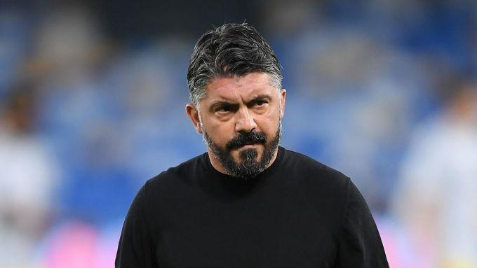 Gattuso đạt tỷ lệ thắng trận 56% cùng Napoli - mức tốt nhất sự nghiệp. Ảnh: Goal.