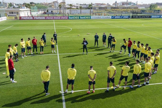 Emery xem mỗi ngày ở Villarreal là một dịp để học hỏi, trau dồi kỹ năng và kiến thức huấn luyện. Ảnh: Villarreal CF