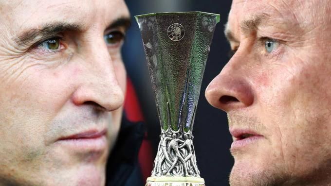 Emery xem Man Utd như mọi đối thủ bình thường khác mà ông từng đối đầu. Ảnh: UEFA