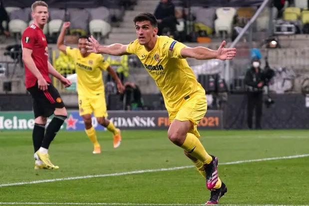 Man Utd đã được cảnh báo về sự nguy hiểm của Moreno nhưng vẫn không thể ngăn anh ghi bàn. Ảnh: Reuters.