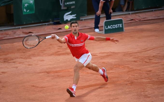 Djokovic hướng đến chiến thắng thứ 956 trong sự nghiệp. Ảnh: ATP