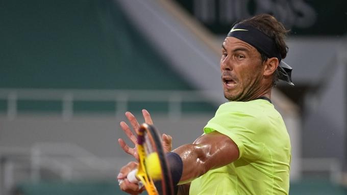 Nadal thắng Norrie ở cả hai lần gặp trong năm 2021. Ảnh: AP