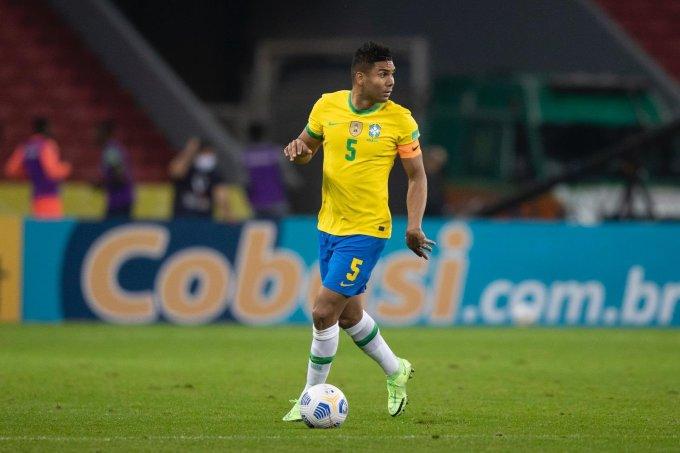Casemiro quả quyết mọi thành viên tuyển Brazil đều phản đối Copa America. Ảnh: CBF