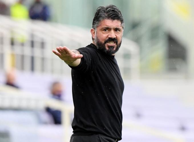 Gattuso có thể là lựa chọn vừa vặn cho Tottenham, xét tới các tiêu chí về lương bổng, ngân sách chuyển nhượng và kinh nghiệm cầm quân. Ảnh: Reuters