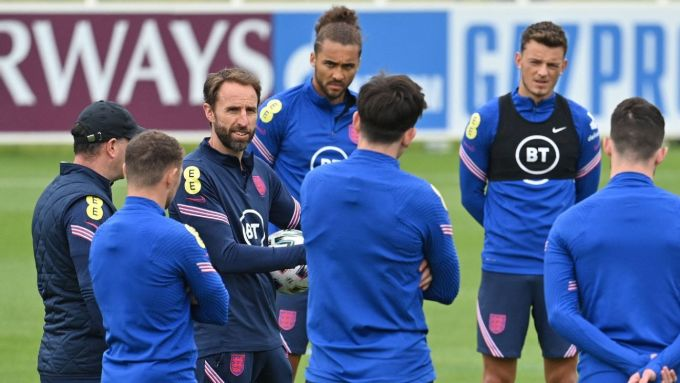 Southgate đang gây dựng tuyển Anh thành một tập thể đoàn kết, đồng lòng cho khát vọng đưa tuyển Anh vào chung kết Euro 2021.