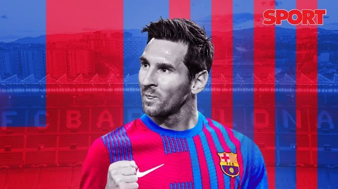 Barca đạt thoả thuận sơ bộ với Messi, hợp đồng mới sẽ có thời hạn năm năm. Ảnh: Sport