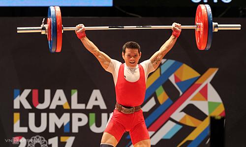 Thạch Kim Tuấn là kỳ vọng lớn của thể thao Việt Nam tại Olympic Tokyo, chỉ cần anh lấy lại phong độ trước Covid-19. Ảnh: Phạm Đương