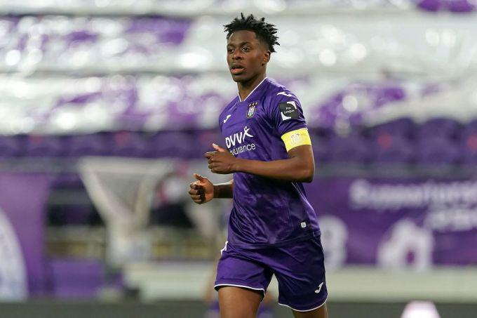 Gia nhập Arsenal là chuyến xuất ngoại đầu tiên của Lokonga. Ảnh: AP.