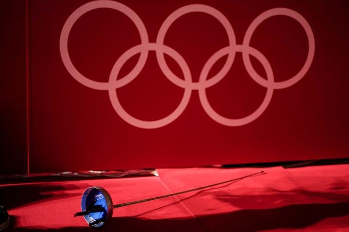 Môn đấu kiếm của Olympic Tokyo 2021 diễn ra từ 24/7 đến 1/8, với 212 VĐV tranh tài ở 12 nội dung. Ảnh: AP