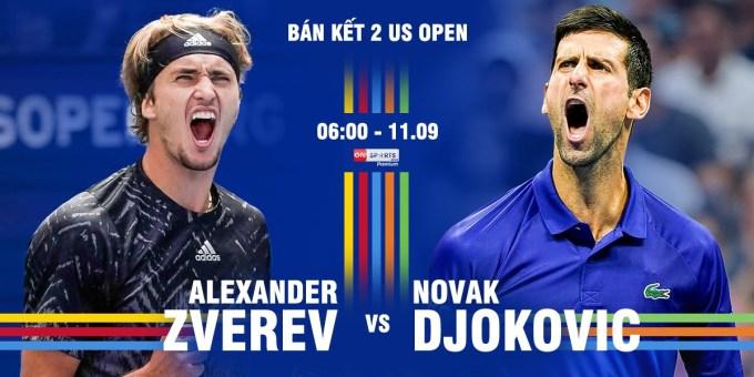 Djokovic xem Zverev là thử thách cực đại - 1