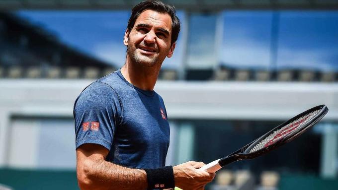 Federer trắng tay từ sau chức vô địch ở Basel tháng 10/2019 nhưng chưa có ý định giải nghệ. Ảnh: ATP